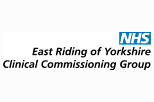 East Riding of Yorkshire CCG logo